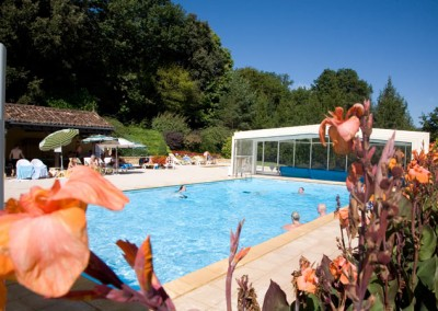 piscine hotel plaisance Vitrac Dordogne Perigord