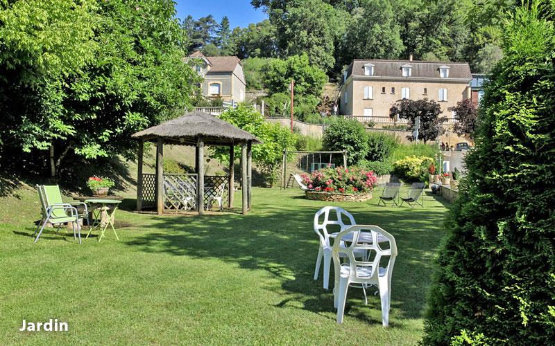 Jardin de l'Hôtel Plaisance