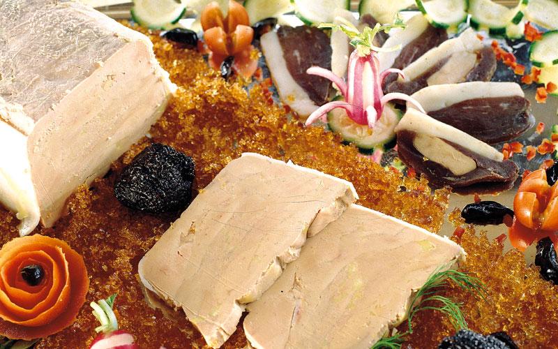 restaurant foie gras